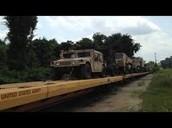 Train Impact on North Dakota