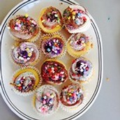 Cupcakes made by: