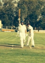 Why stop at one?  Carr smashes second consecutive ton.