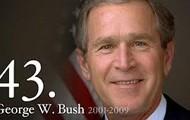 George W. Bush was President when I was born