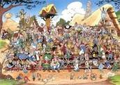 Asterix ville