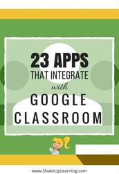 Google Classroom and the Apps it Loves