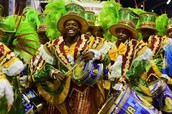When is Brazilian Carnival celebrated?