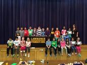 Fourth Grade VIP's