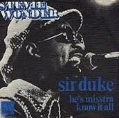 1.Sir Duke'