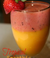 Tropical Refresher Smoothie