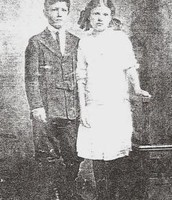Clifton and Myrtle Jennings – Arkansas – 1912