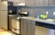 Modern Kitchen w/ Gas Range