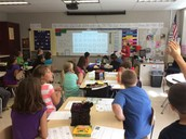 Math Challenge with Mrs. Fulfer