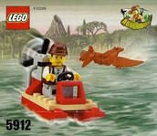 Lego set from early 2000's