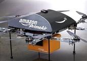 Amazon Using Drones?