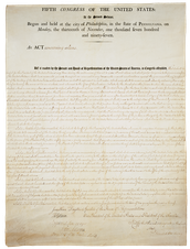 The Alien and Sedition Acts are Unconstitutional.