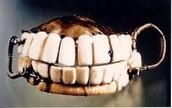 Washington's Dentures