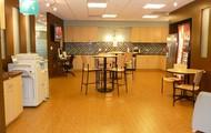 Kitchen/Cafe Area
