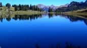 Seeberg lake