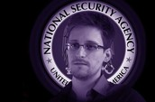 Photo showing Edward Snowden when he was working for the NSA.