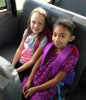 Great bus behavior!