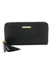Mercer zip wallet