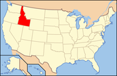 Idaho in the USA
