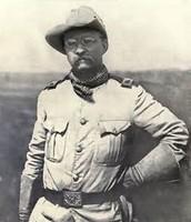 Theodore Roosevelt Exploring