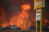 Very Dangerous Wildfire