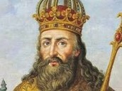 Charlemagne as Holy Roman Emperor