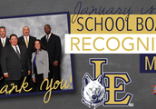 We are thankful for our LEISD School Board