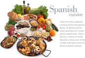 SPAIN HAS GREAT FOOD!