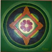 Pintar Mandalas ayuda a elevar y mantener nuestra vibracion alta...