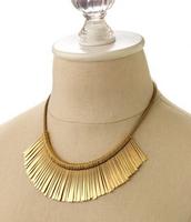 Essential Fringe Necklace $59 (Gold or Silver)