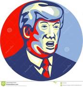 Donald trump growing up