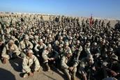 Soilders of iraq