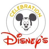 Disney`s Celebration by Violet