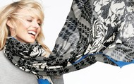 Designer scarves to keep you warm this winter
