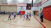 5th grade basketball tournament