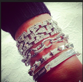 How do your Arm Party?