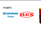 Hayward Pump are lightweight pumps