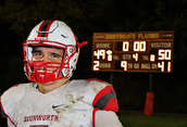 Zach Chandler set new WPIAL record for passing yards in a season.