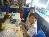 5B Makey-Makey (electrical circuits)