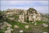שרידי המבצר