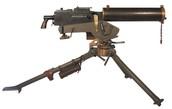 Browning M1917 Belt Fed, Water Cooled  Heavy Machine Gun
