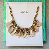 Birdie Necklace $60