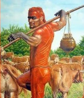 Spartan economy was based on agriculture.