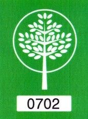 GREEN VEHICLE STICKERS