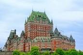 Travel to Québec and Montréal