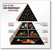 Fat Food Pyramid