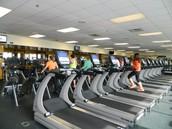 Weight/fitness room