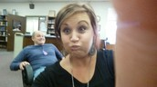Don't take Selfies on Childers Cellphone!