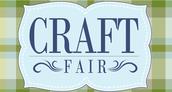 Craft Fair Volunteers