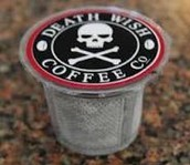 We are Death Wish Coffee co.  and you are our costumer. BOOM!!!!!